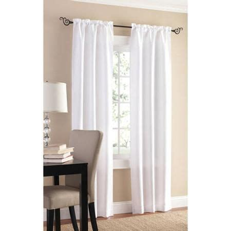 better homes and gardens marissa curtain panel mainstays sailcloth curtain panel set of 2 walmart com
