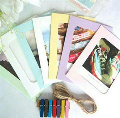 Obeng Set 6 Inci Plus Min Satu Set 2 Pcs jual set bingkai foto gantung 6 inci 1 set isi 7 dunia