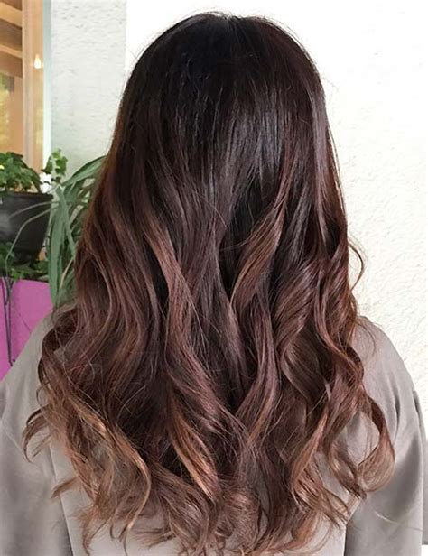how to highlight dark brown hair by yourself 30 best highlight ideas for dark brown hair