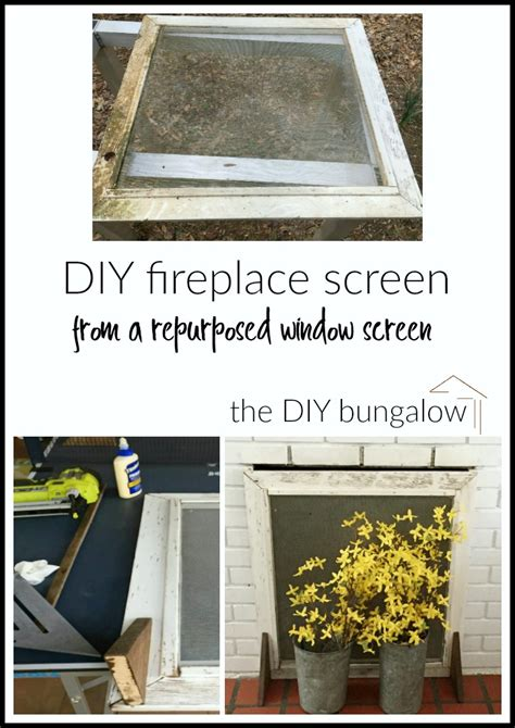 diy fireplace cover up upcycled fireplace grate fireplaces
