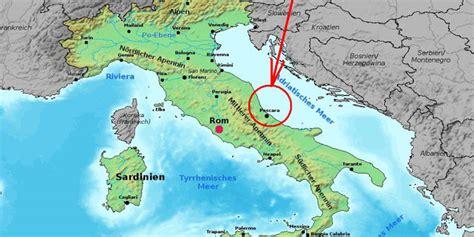wo liegen die abruzzen abruzzen italia