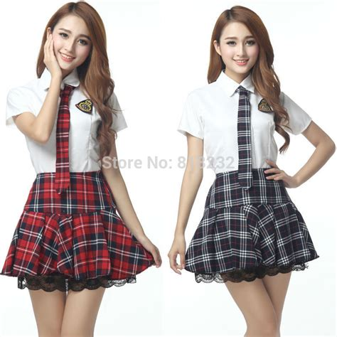 7 Costumes For Your High School by S High School Sailor Suit Tops Skirt