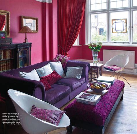 jewel tone living room lotus fig color story jewel toned walls