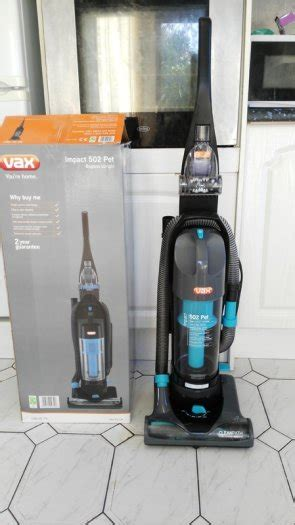 Pet Vacuum Cleaners Sale Vax Impact 502 Pets Bagless Upright Vacuum Cleaner For