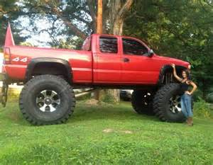 20x12 Wheels On Chevy Truck This Is Chevy Silverado Z71 21inchs Of Lift 20x12