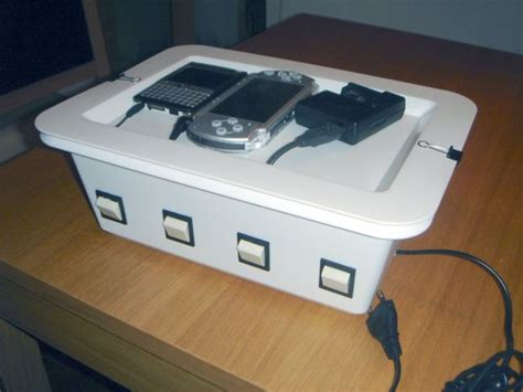 charging box diy handyman ny shows how to make an ikea box charging