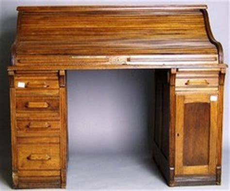 Indiana Drawer Company by Furniture Desk Indianapolis Cabinet Oak Rolltop 2