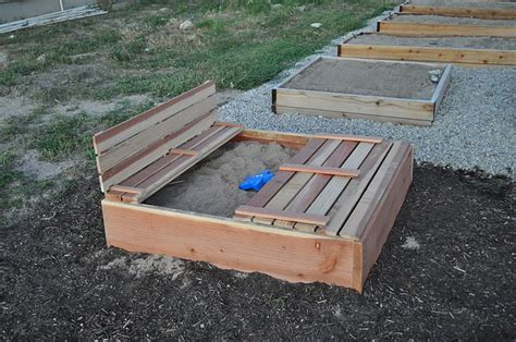 bench sandbox bench sandbox plans 28 images ana white sandbox with benches diy projects images