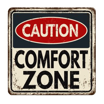 comfort zone article don t take your eyes off safety
