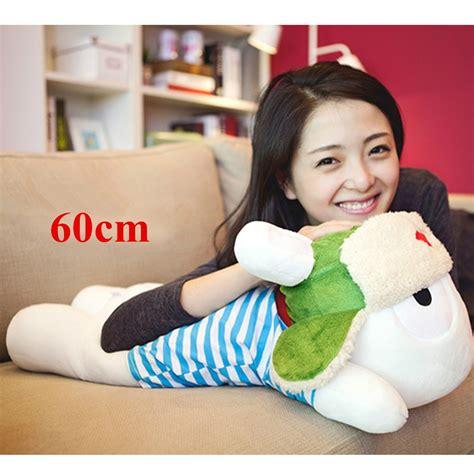 Bantal Guling As Seen On Tv plush boneka bantal xiaomi mi bunny tiger version brown jakartanotebook