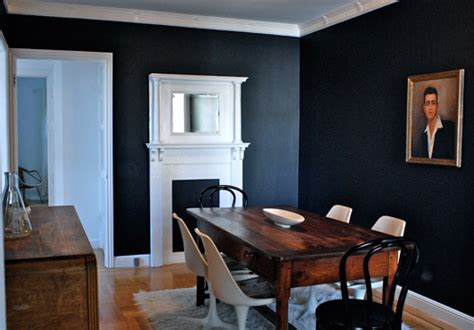 black painted rooms light v dark