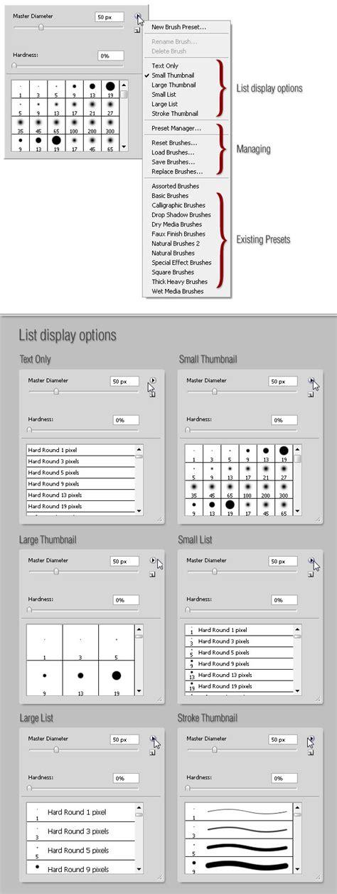 basic typography tutorial photoshop photoshop brush tool a basic guide