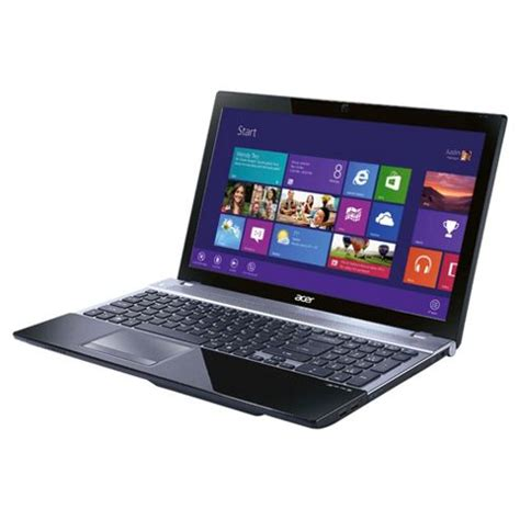 Laptop Acer Intel I3 Windows 8 buy acer aspire v3 571 15 6 inch intel i3 8gb ram 750gb windows 8 black laptop from our