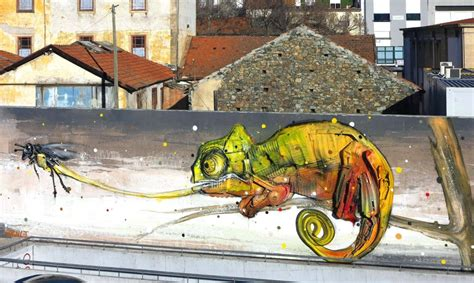 Stores For Decorating Homes by Portuguese Street Artist Bordalo Ii Turns Trash Into