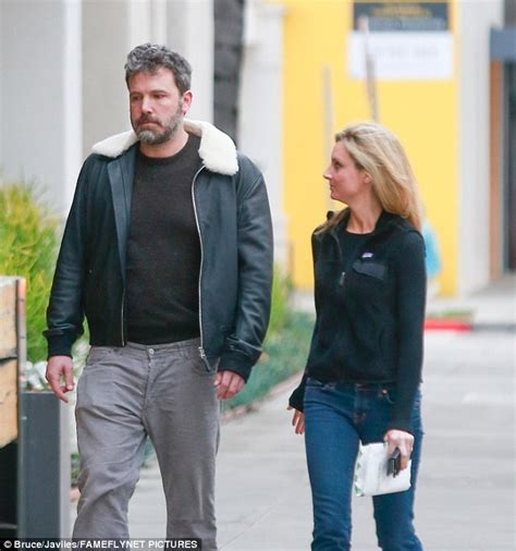 Ben Affleck With Detox by Ben Affleck Spends The Day With Detox Who Offers