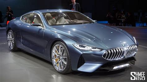 what is concept this is the new bmw 8 series concept