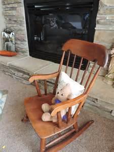 child rocking chair nichols and gardner by bluejeanjulie