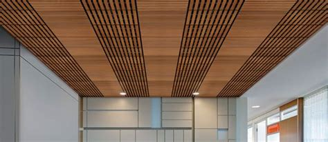 armstrong woodworks grille tegular hotel project