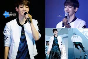 Kaos Exo Baekhyun Lengan Pendek For Exo L bando flashlight headband ssaguryo
