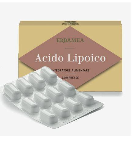 acido alfa lipoico alimenti acido lipoico erboristeria gaudium