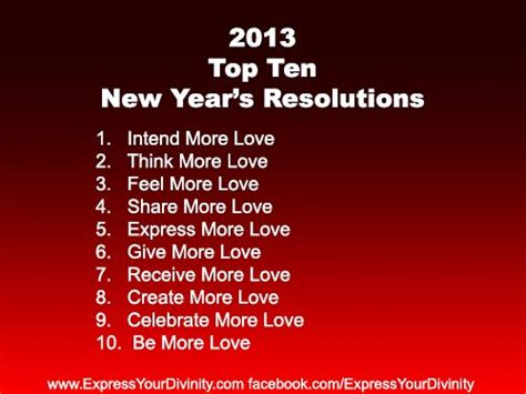 top ten   years resolutions daily inspirations  healthy living