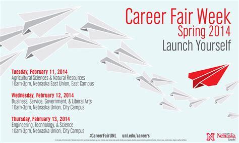 Of Nebraska Mba Career Fair by 2014 Career Fair Week Feb 11 13 Announce