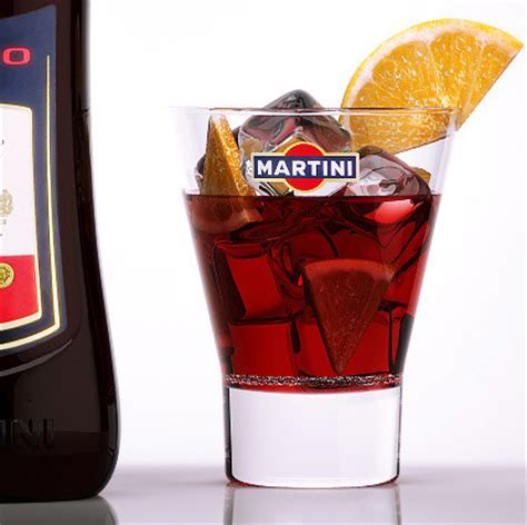 Martini Rosso Glass 3d Max