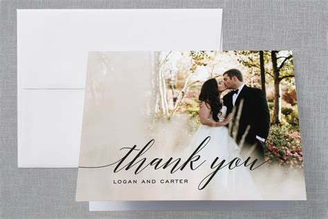 thank you cards for wedding gift but did not attend wedding guide how to word wedding thank you cards