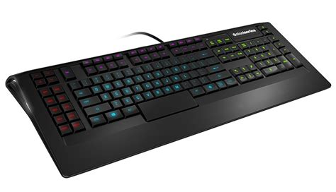 Keyboard Steelseries steelseries introduces apex and apex gaming
