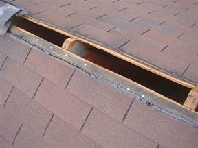 aluminum ridge vent install submited images
