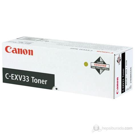 Toner Canon Ir 2520 Canon Ir 2520 2525 2530 2535 Orijinal Toner Fiyat