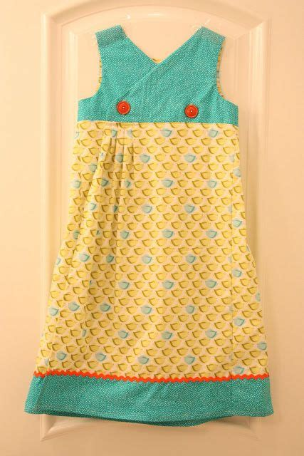 dress pattern paper paper fan dress size 2 8 sew little people pinterest