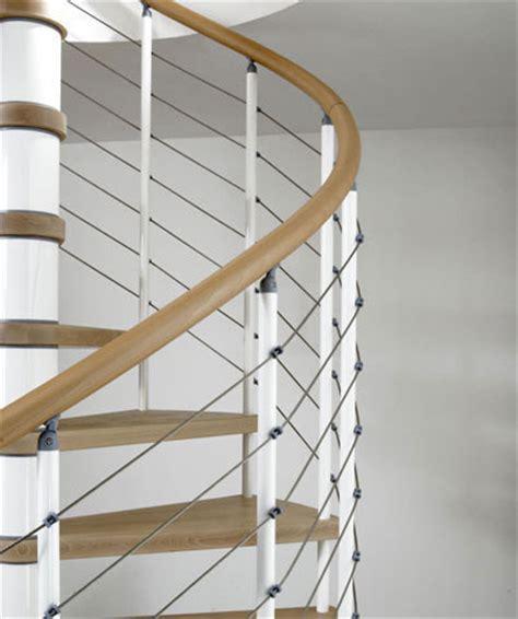 Spiral Handrail kloe spiral staircases arke spiral stair kit kloe spiral staircases