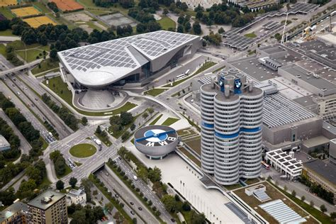 bmw factory tour bmw and hyundai consider sharing engine development costs