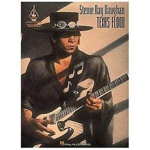 stevie ray vaughan texas flood guitar recorded versions