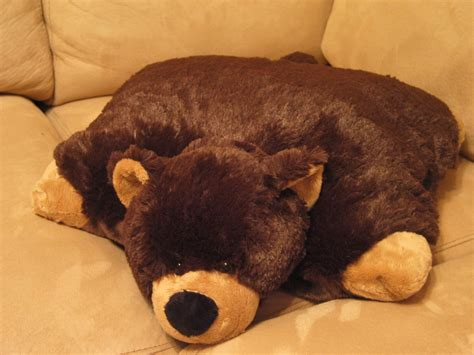 Brown Pillow Pet by Pillow Pet Brown Other