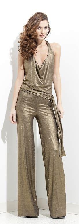 Darcey Gold Sequin Plunge Cross Back Jumpsuit 1000 Ideas About Sequin Jumpsuit On Jumpsuits
