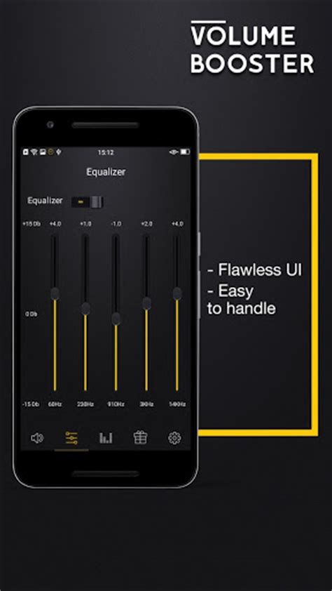volume booster for android phone volume booster sound equalizer apps apk free for android pc windows