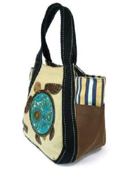 Canvas Carryall chala purse handbag leather canvas carryall tote bag sea