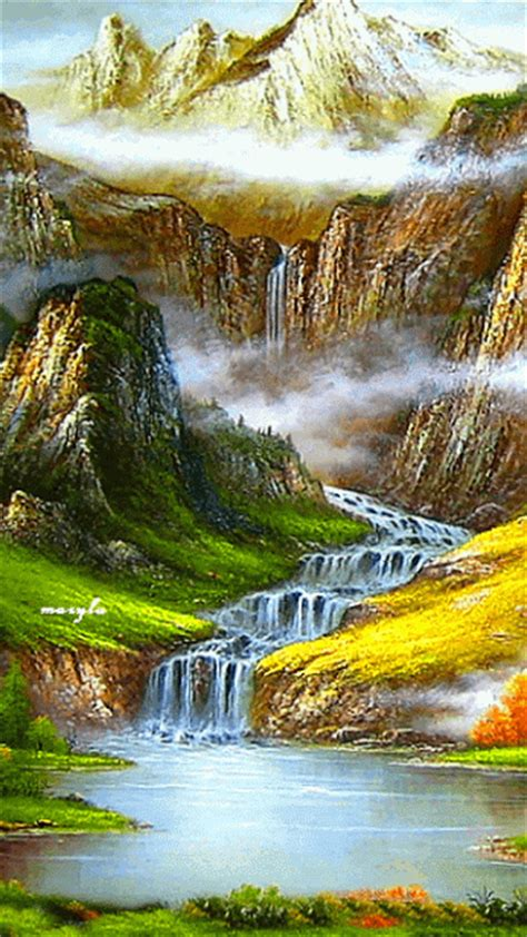 imagenes de paisajes jamas vistos verdaderos dise 241 os de imagenes de paisajes en movimiento