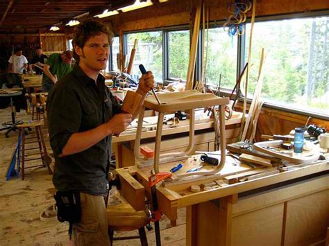 woodworking scholarships five students earn furniture scholarships