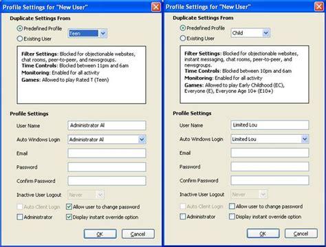 net nanny 6 0 slide 2 slideshow from pcmag