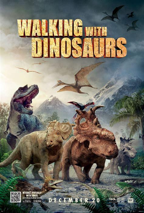 Dinosaurus Film Bioscoop   trailer en poster walking with dinosaurs 3d video op