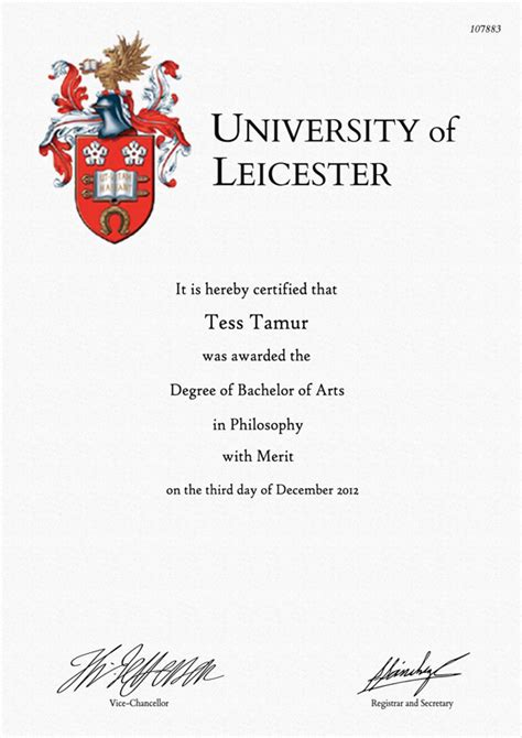 Free Mba Degree Uk by Degree Certificate The Document Still In Common