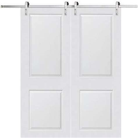 60 Closet Doors 60 X 84 Barn Doors Interior Closet Doors The Home Depot
