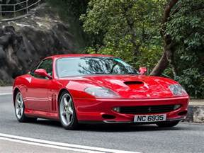 550 Maranello Review 550 Maranello I Specifications And Review