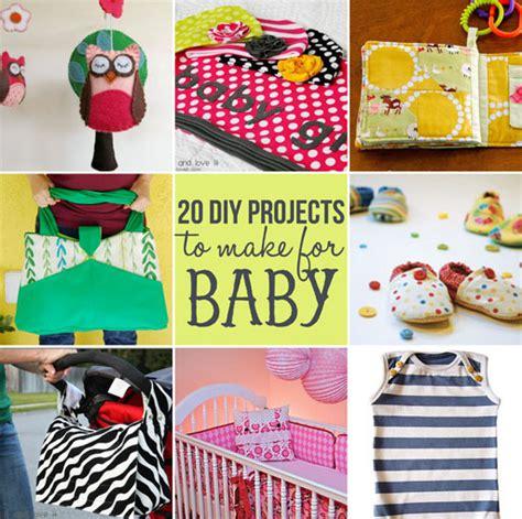 baby crafts diy diy baby gifts and gear