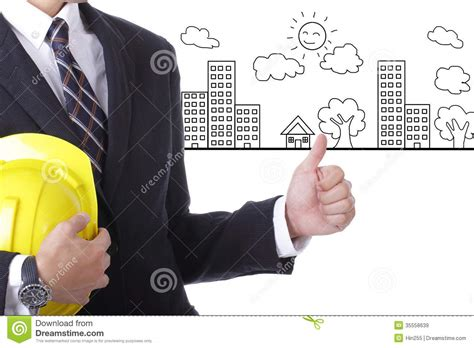 work from home design engineer engineer with work concept building home and town royalty