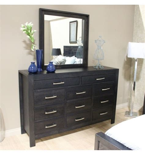 mirrored bedroom furniture canada valencia dresser mirror furniture superstore edmonton