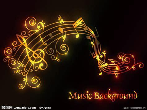 tutorial video background music 动感光线音符五线谱音乐背景矢量图 广告设计 广告设计 矢量图库 昵图网nipic com